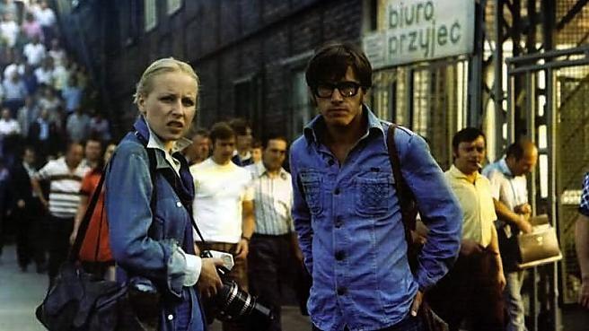 Człowiek z marmuru (1976, reż. Andrzej Wajda) #polishmovies #icons