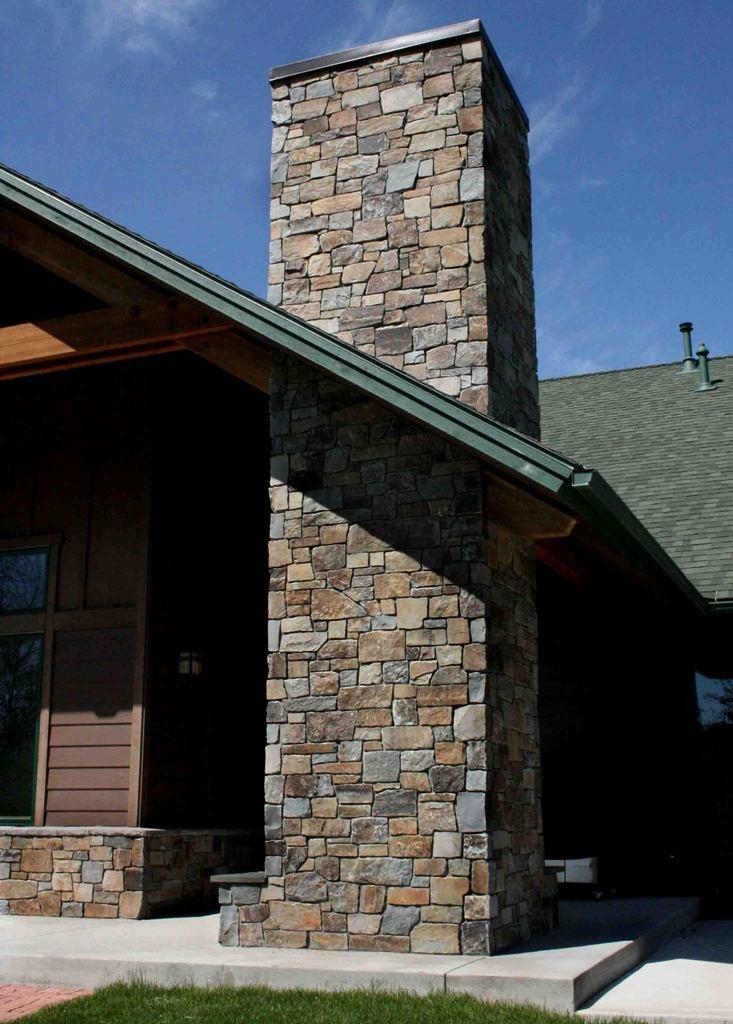 Amazing Castle Rock Ledge Thin Veneer From Montana Rockworks #stone #thin Veneer  #design Ideas #natural Stone #exterior #chimney   Exteriors   Pinterest    Stone ... Great Pictures