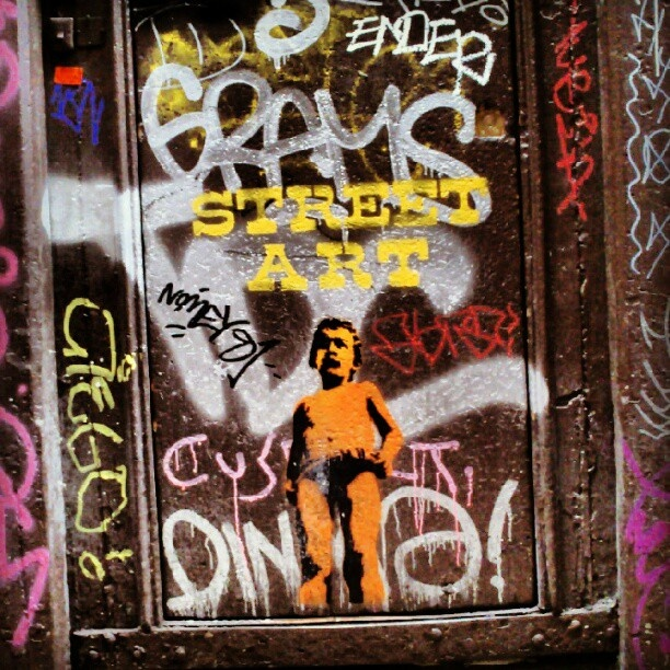 Street art - @ibbanez- #webstagram
