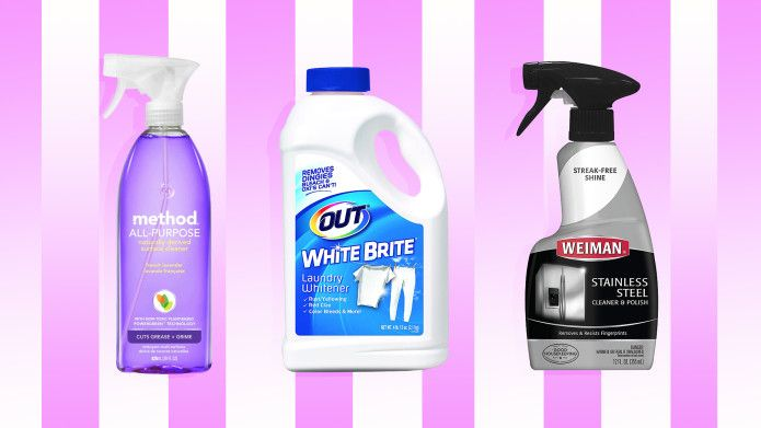 The 12 Best Cleaning Products For Your Home That Basically Do The Work For You With Images Best Cleaning Products Cleaning Dusting Routine
