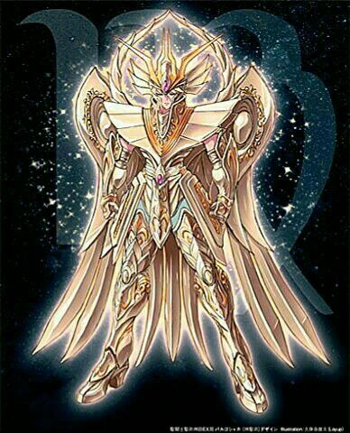 SOG06 God Cloth Virgo Shaka