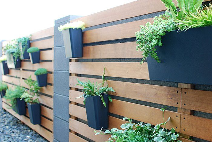 """So what do you do when your budget is limited, your backyard is small and boring, and you long for that cool """"Dwell"""" high end vibe? You do this. Best. Project.…"""