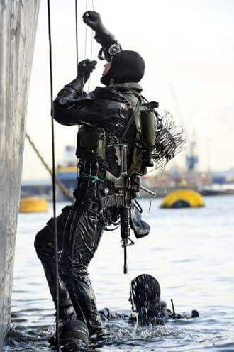 Dutch navy special forces