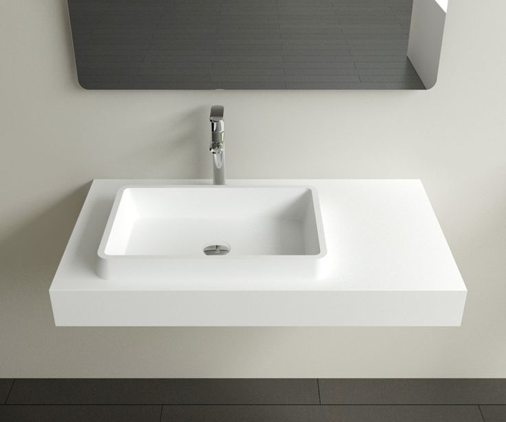 Bathroom Sinks Usa 19 best wall-mounted stone resin sinks images on pinterest | resin