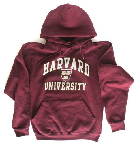 Unisex Harvard University Sweatshirt - a MUST have souvenir from the harvard shop after doing the tour!