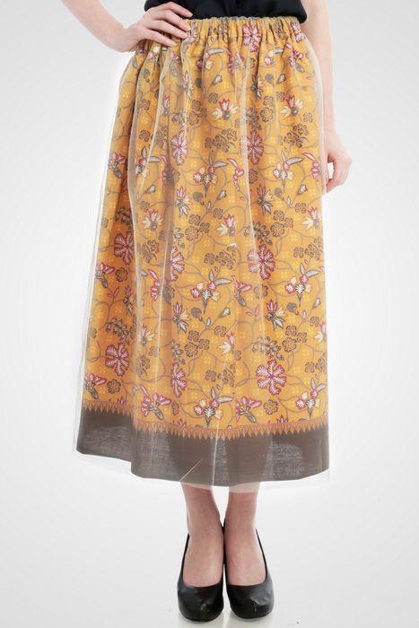 Gerabah Skirt | Batik Skirt | dhievine for Berrybenka.com