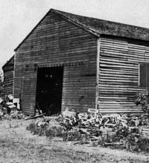 The Society of Friends spent several decades in Henrietta in the 1800s.