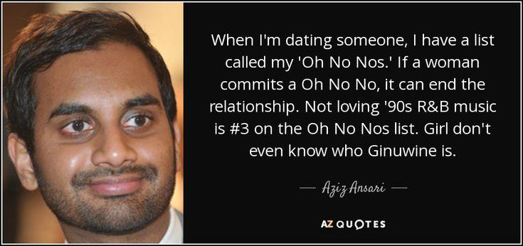 Aziz Ansari analyzes the dating scene in Modern Romance // The Observer