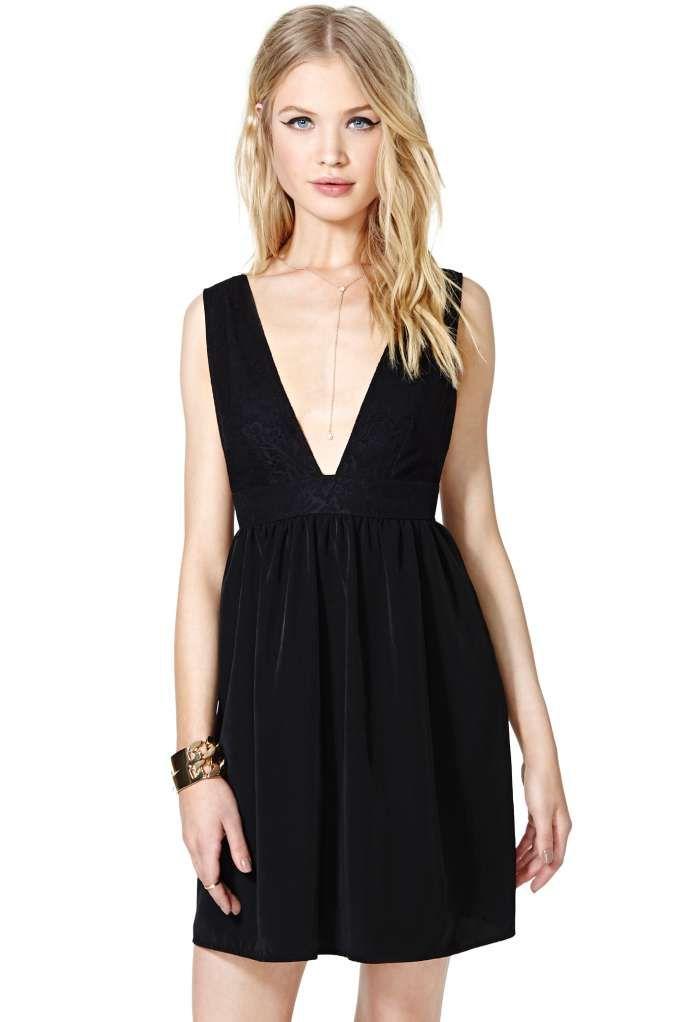 coachella? : Onyx Hour Dress