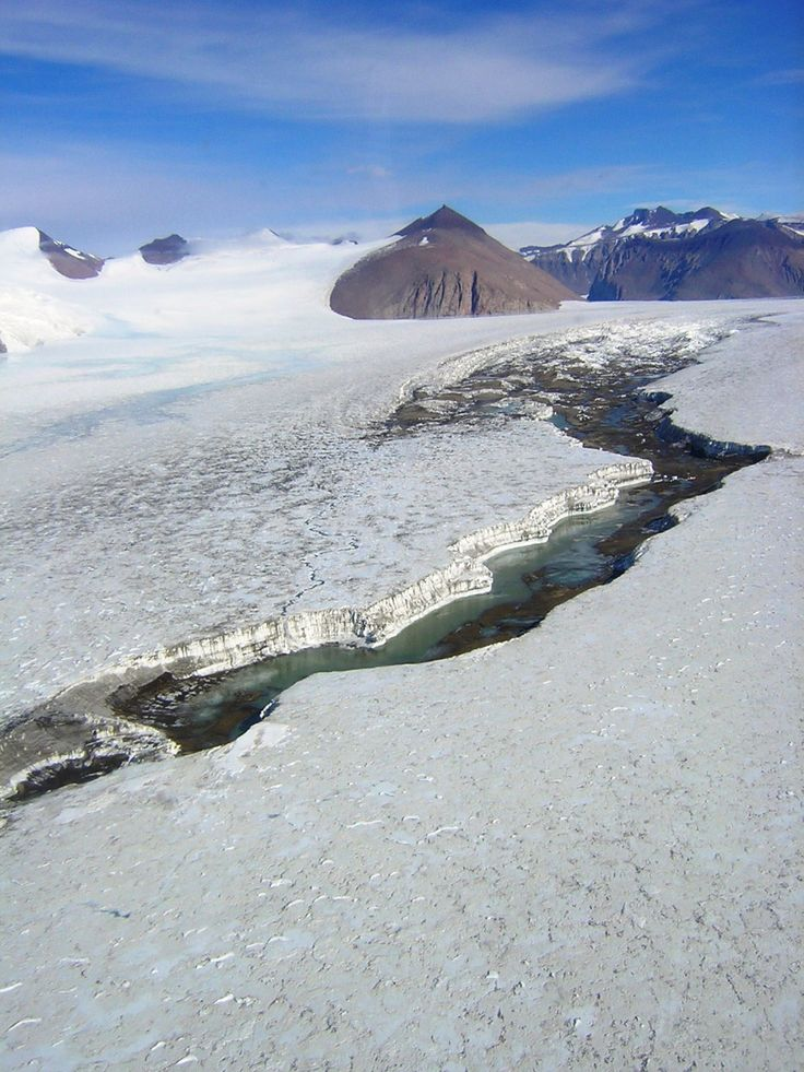 Scientists publish study on glacial carbon cycle