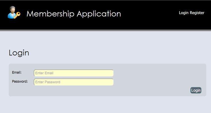 Membership Template