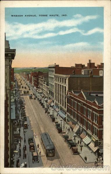 Wabash Avenue Terre Haute Indiana