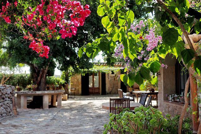 """Übernachten UND Wohlfühlen auf Mallorca – Das Finca-Hotel """"Agroturismo S'Horabaixa"""" mittem im Nichts – © """"Fee ist mein Name"""""""