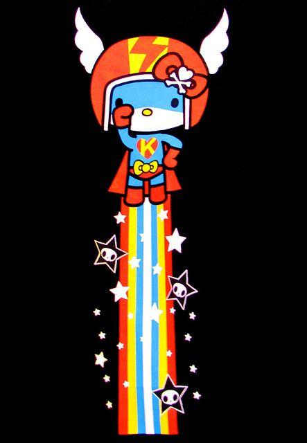 Super Hero Kitty