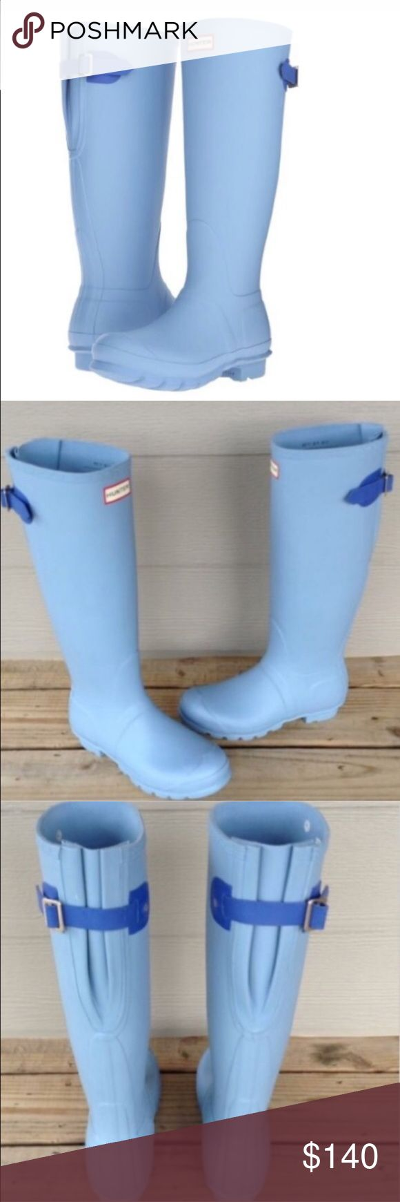 Brand new hunter adjustable rain boots New in box US size 8 Hunter Boots Shoes Winter & Rain Boots