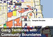 Interactive Chicago gang map: How big is Chicago's gang problem?   WBEZ 91.5 Chicago