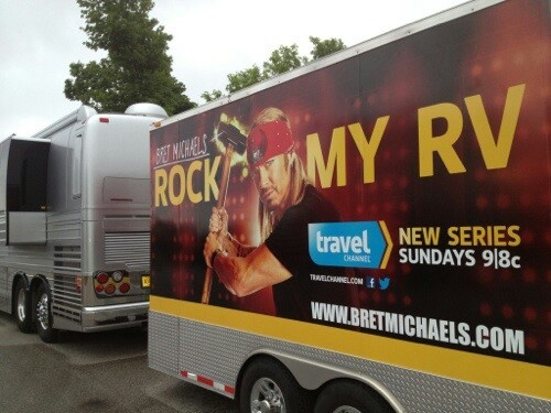 Rock My RV: Bret Michael, Michael Rocks