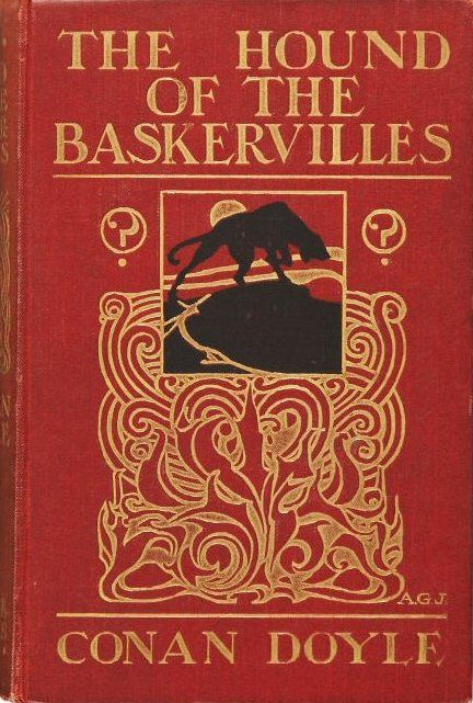 The Hound Of The Baskervilles - a good Autumn mystery.