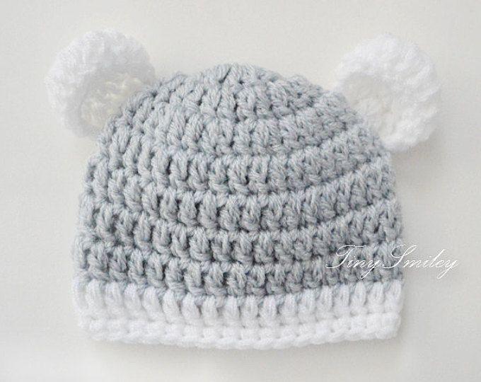 Mejores 94 imágenes de Bear and Animal Hats en Pinterest | Sombreros ...