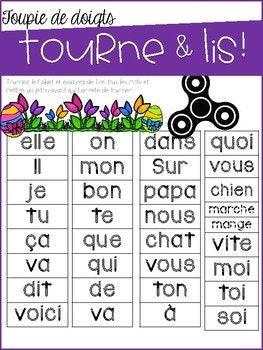 Pâques -Easter Fidget Spinner game!!! From my new unit ''Des jeux pour la fête de Pâques''
