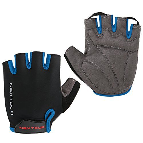 Cycling Gloves Mountain Bike Gloves Bicycle Half Finger Road Riding Gloves with Shock-absorbing Pad Biking Gloves - http://mountain-bike-review.net/products-recommended-accessories/cycling-gloves-mountain-bike-gloves-bicycle-half-finger-road-riding-gloves-with-shock-absorbing-pad-biking-gloves/ #mountainbike #mountain biking