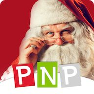 Manage your PNP videos and calls from Santa. Create personalized messages for your children and family members.