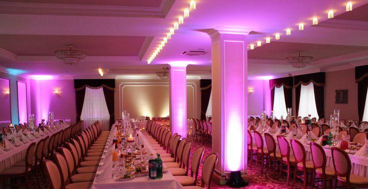 Oświetlenie sali Baśniowa w Wyszkowie