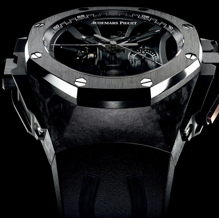 "Audemars Piguet - Royal Oak Concept Laptimer ""Michael Schumacher"".  #AudemarsPiguet #luxury #watches"