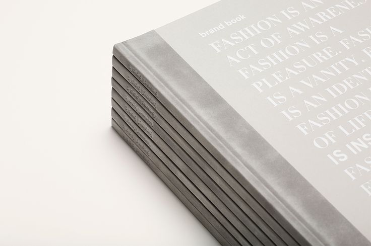 Uterqüe Brand Book on Behance