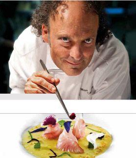 - Ristorante dello Chef Patron Moreno Cedroni