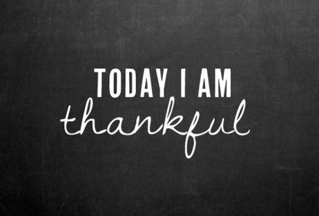 today i am thankful #inspiration #happiness #quote