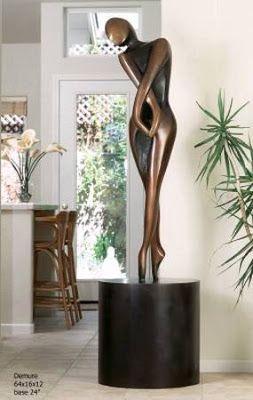 esculturas modernas para casa - Buscar con Google