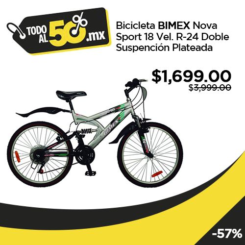 Bicicleta #Bimex