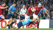 2015 Rugby World Cup - Italy vs France Highlights - HQ-Video