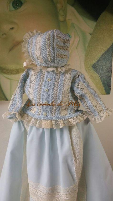 Blog de ropa artesanal para bebé, , bautizo, comunión y novia