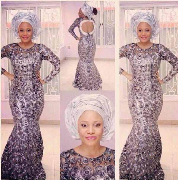 Nigerian Wedding 8 Sizzling Hot Aso Ebi Wedding Guest Styles