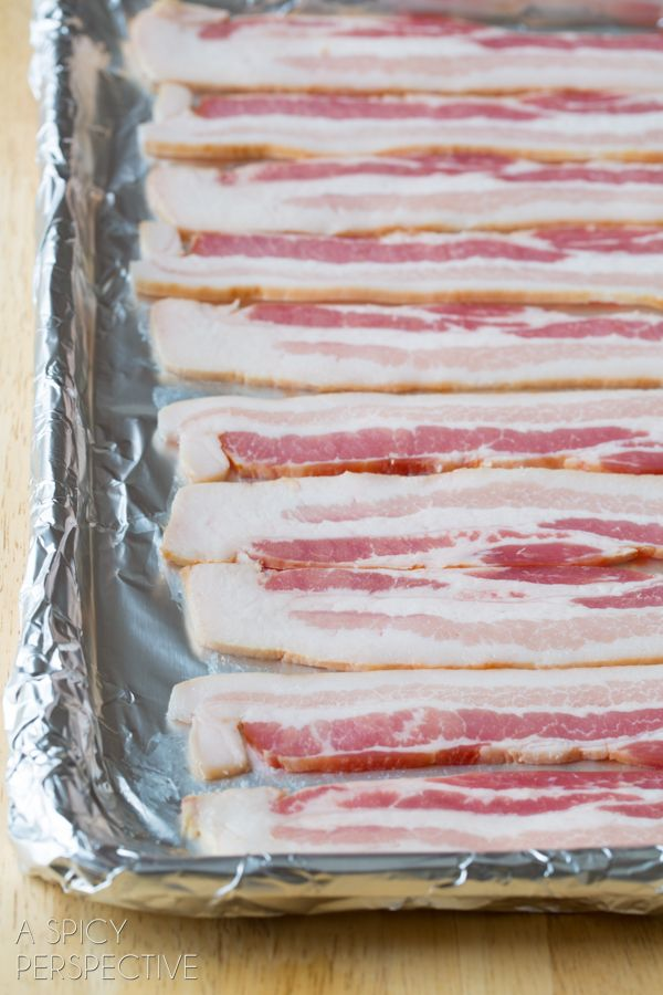 easy oven bacon how to cook bacon in the oven the only way - Ina Garten Baked Bacon