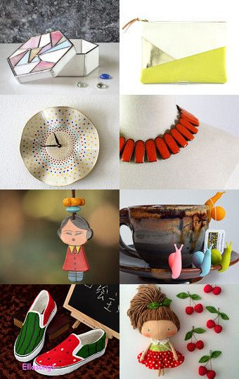 Color therapy by Fatima Tsagolti on Etsy--Pinned with TreasuryPin.com