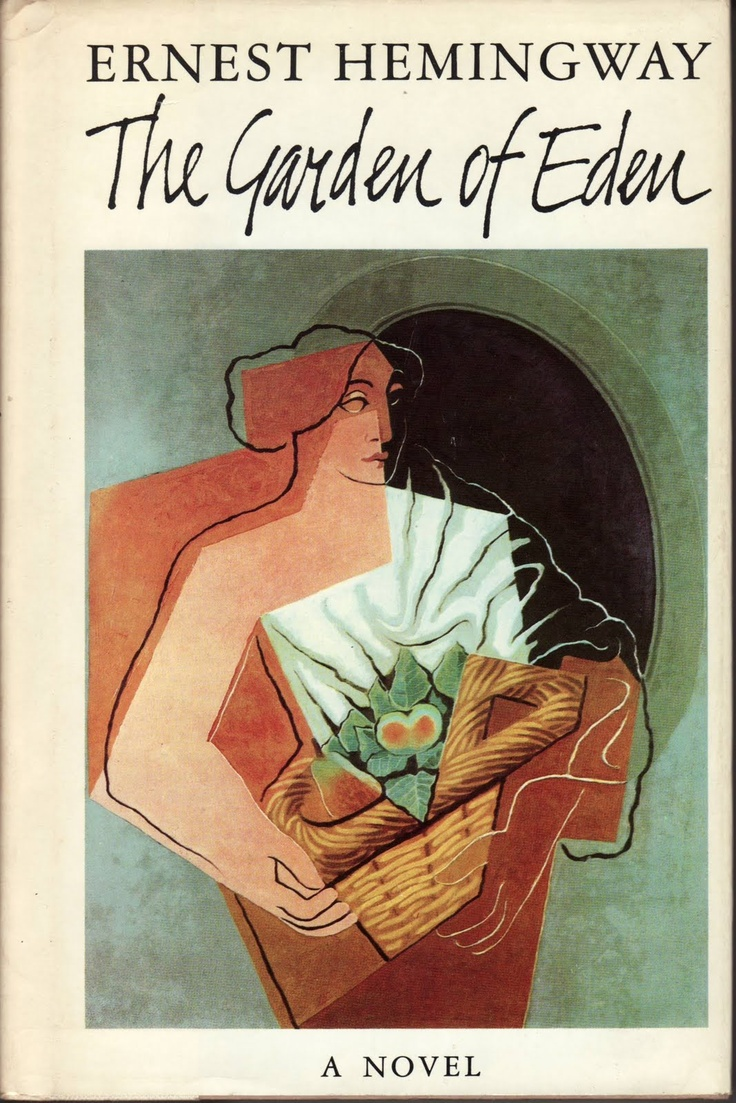 "Hemingway - ""The Garden of Eden"" ""You'll ache. And you're going to love it. It will crush you. And you're still going to love all of it."" His sensual descriptions of food are amazing..."