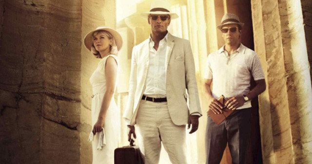 The Two Faces of January Trailer Starring Viggo Mortensen -- Kirsten Dunst and Oscar Isaac co-star in this thriller about a con artist, his wife and a stranger who get involved in a murder. -- http://wtch.it/EkUS4