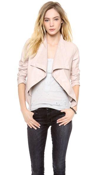 BB Dakota Isra Vegan Leather Jacket GET BACK IN STOCK!!!!!