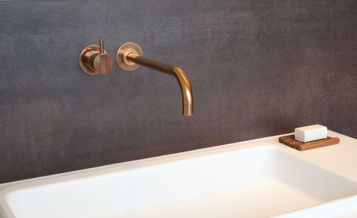 copper tap design by Vola