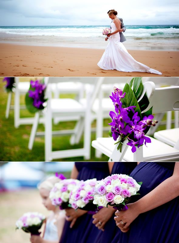 wedding ideas for beach theme best 25 purple weddings ideas on 27775