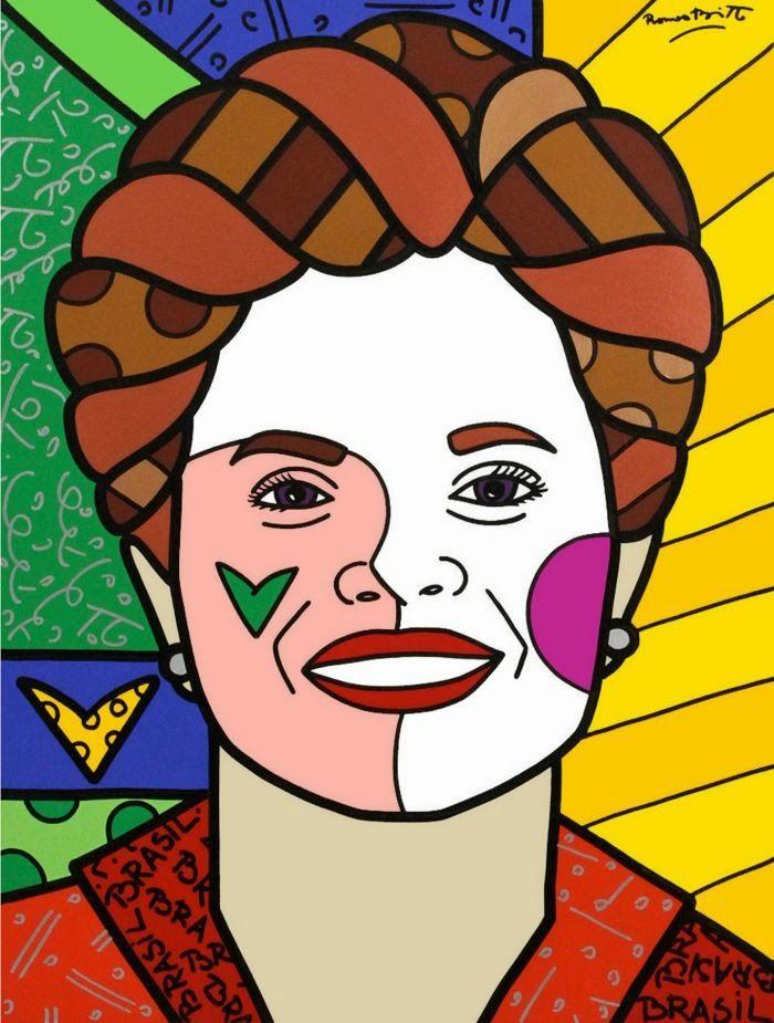Di tutto e di più sulla Sardegna di Giurtalia e tanto altro ancora.: Romero Britto, l'erede di Picasso.