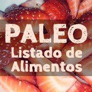 Nutrición Paleo | Nutrición Crossfit | Fitness | Sin Gluten | Sin Lácteos | Recetas Paleo | Paleo dieta