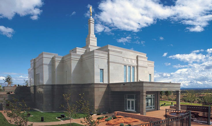 Visit the Snowflake, Arizona Temple