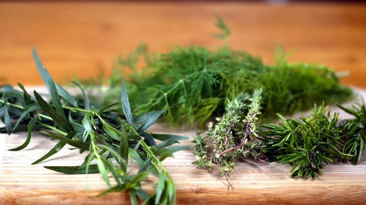 Így fagyaszd le a friss zöldfűszereket