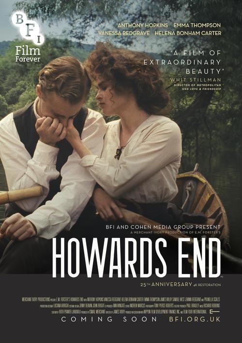 Watch Howards End (1992) Full Movie Online Free