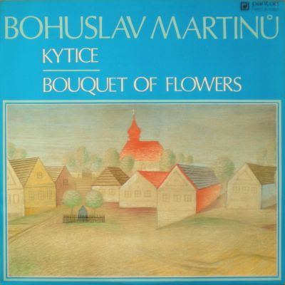 Music is the Best: Bohuslav Martinů - Kytice