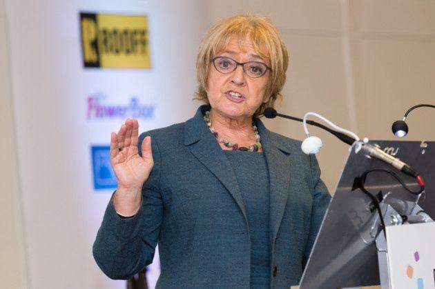 Barking MP Margaret Hodge